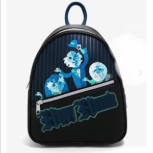 Loungefly Haunted Mansion ghosts Mini back…